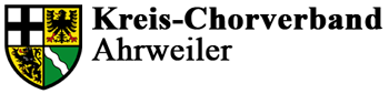 Kreis-Chorverband Ahrweiler e.V. Logo